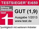 Ei-650-Stiftung-Warentest-Testsieger